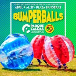 ACTIVIDAD PARA TODA LA FAMILIA: BUMPERS BALL
