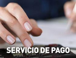 SERVICIO DE PAGO