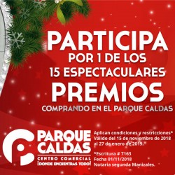 NAVIDAD PARQUE CALDAS