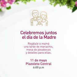 Celebremos el día de la Madre